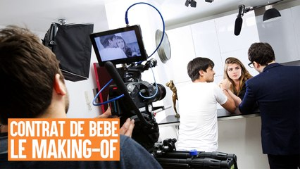 LOLYWOOD - Contrat de bébé (Le making-of)