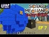 Scrap Mechanic Transformers Ep 7 Two for the price of one
