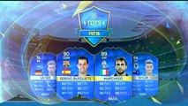 FIFA 16 EA TOTS MOST CONSISTENT TOTS PACKS AND EXCHANGES HIGHLIGHTS #2 [{( BEST EVER)}]