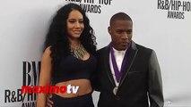 Kris Stephens & RoccStar _ 2014 BMI R&B Hip Hop Awards ARRIVALS _ Los Angeles