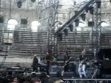 Première partie Cassius (Toop toop) - Daft Punk @ Nîmes