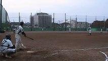 「サヨナラ」2010-11-14-17 #10 サヨナラ二塁打 2点 じゃぴん戦