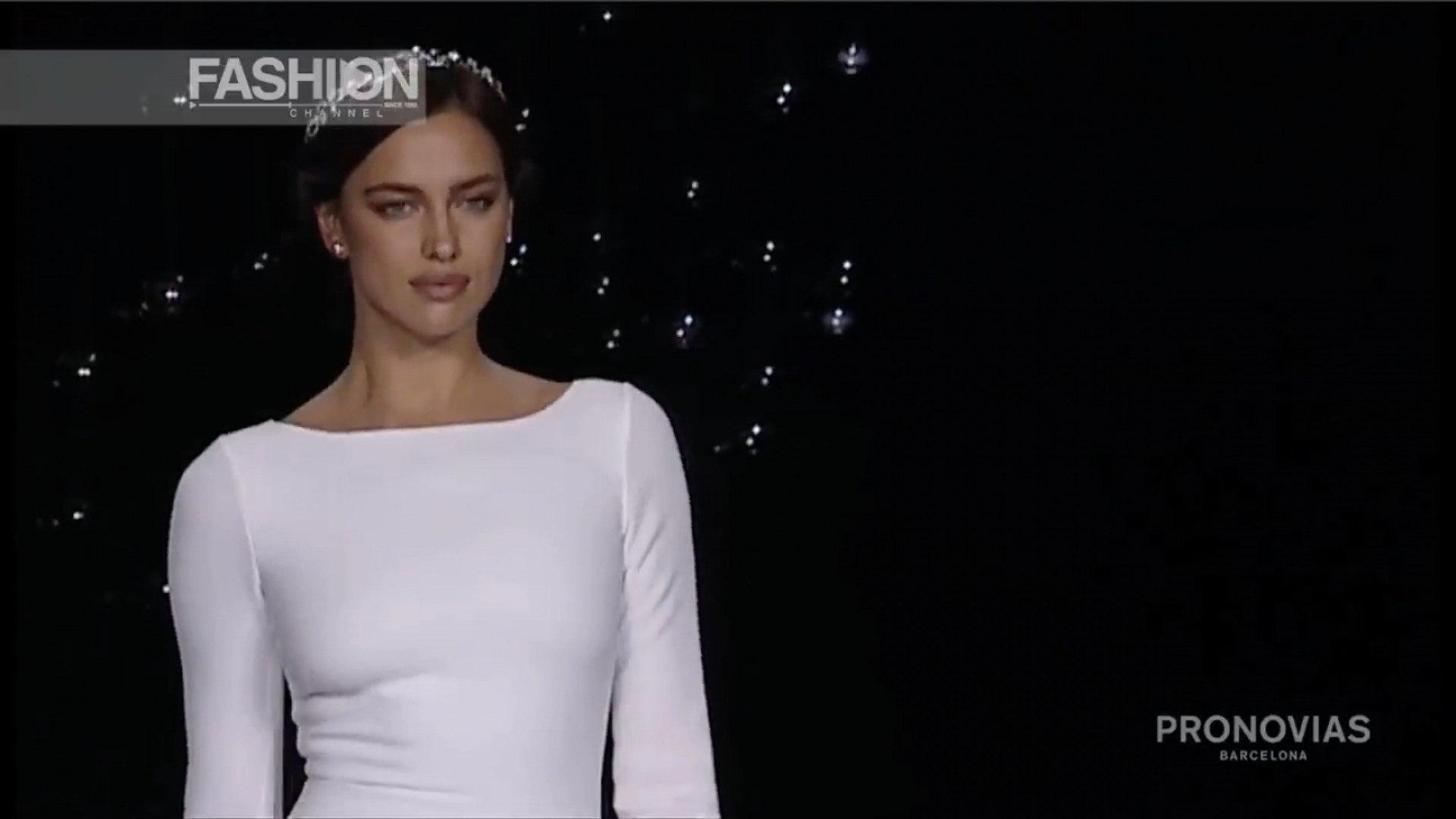 PRONOVIAS Bridal Fashion Show 2016 Barcelona by Fashion Channel
