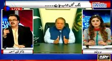 Nawaz Sharif don't know what Pindi Side thinking but they know what Nawaz Sharif thinking- Dr Shahid Masood