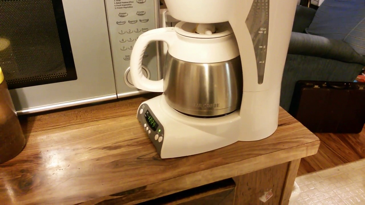 Mr Coffee Thermal coffee pot 8 cup