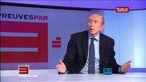 Baisse des dotations aux collectivités locales : Gérard Collomb demande une pause à François Hollande