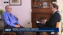 Former Mossad Head Efraim Halevy on why he thinks Israel must talk to Hamas