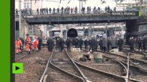 Loi travail : des affrontements entre des protestataires et la police à Rennes