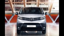 New Toyota Proace Van Offers More Versatility Than Ever