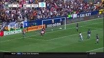 LA Galaxy vs. New England Revolution 2016 MLS Highlight.