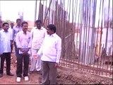 10 .5.16 westgodavari Janam Peta Irrigation works inspected Hon'ble Irrigation Minister