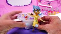 Play Doh Dulces de Bing Bong Disney Intensa-Mente  Bing Bong Musical y Consola Juguetes Tomy