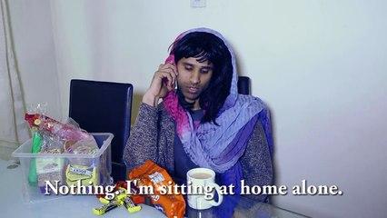 Rahim Pardesi - The sheesha experience...