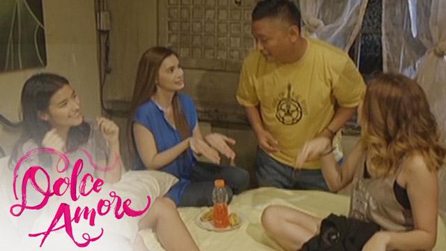 Dolce Amore: Serena's Filipino family