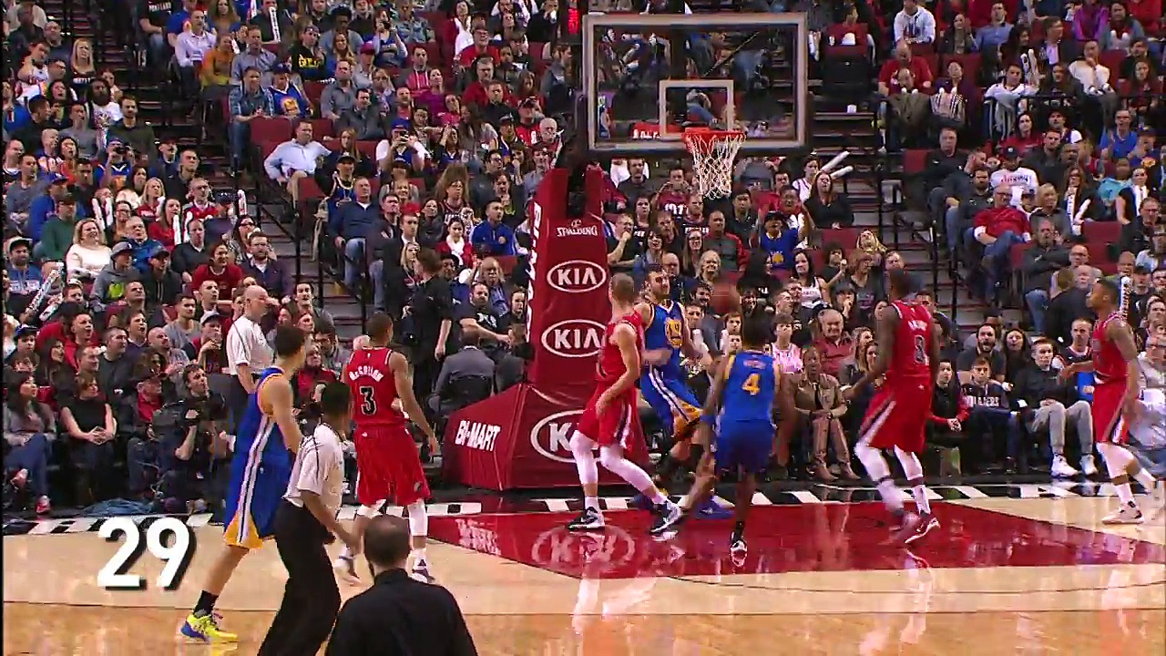 Stephen Curry's Top 30 Plays of the 2015-2016 Regular Season!