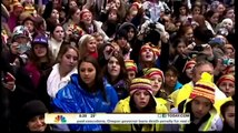 ★MERRY CHRISTMAS★ Justin Bieber performs LIVE Today Show November 23, 2011