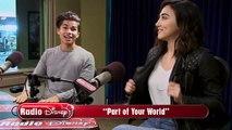 Alex G and Alex Aiono Disney Song Challenge Radio Disney