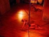 Lydia - Show de fin d'année 27/06/13 à Electrick Pole Studio