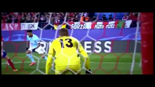 Jan Oblak ● Road to the UCL Final ● 2016 ● All Saves - HD