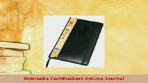 PDF  Nebraska Cornhuskers Deluxe Journal Free Books
