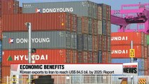 Korean exports to Iran to reach US$84.5 bil. by 2025: Report