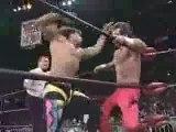 Marty Jannetty vs Chris Benoit Nitro 1-19-98