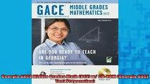 Free Full PDF Downlaod  Georgia GACE Middle Grades Math 013 w CDROM Georgia GACE Test Preparation Full EBook