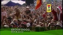 "Snoop Dogg ""Gin & Juice"" Live @ BBC THREE ""T In The Park"" Festival, Balado Park, Kinross, Scotland, 07-10-2005 Pt.3"