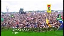 "Snoop Dogg ""Signs"" Live @ BBC THREE ""T In The Park"" Festival, Balado Park, Kinross, Scotland, 07-10-2005 Pt.4"