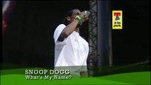 """Snoop Dogg """"Who Am I?"""" Live @ BBC THREE """"T In The Park"""" Festival, Balado Park, Kinross, Scotland, 07-10-2005 Pt.7"""