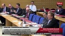 Audition de Fréderic Oudéa - Les matins du Sénat (11/05/2016)