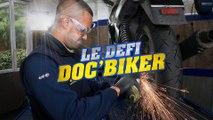 Moto Journal met au défi Doc'Biker