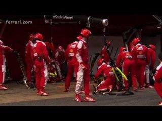Scuderia Ferrari: Intervista a Vettel (anteprima GP Spagna 2016)