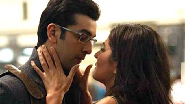 Ranbir Kapoor Katrina Kaif KISS Scene In Jagga Jasoos