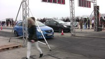 Opel Corsa OPC Vs. Opel Corsa OPC