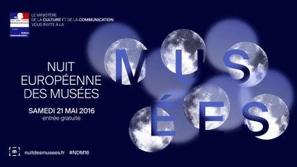 Clip Nuit européenne des musées 2016