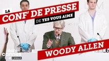 Woody Allen - La Conf de Presse (Yes Vous Aime) - EXCLUSIF DailyCannes by CANAL+