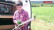 Agriculture. Le drone pour économiser l'engrais