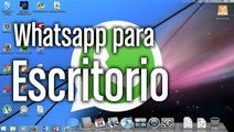 WhatsApp para ordenador: instalarlo en Windows y Mac
