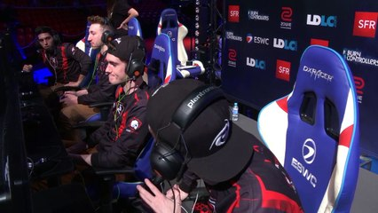 ESWC 2016 COD - Group C Killerfish VS Rise Nation Game 2 & 3 & 4(FR)