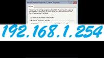 192.168.l.254 - 192.168.1.254 Default IP Address