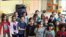 [école en choeur] Académie de Poitiers Ecole élémentaire C Desmoulins Cycle2 Vouneuil sous Biard