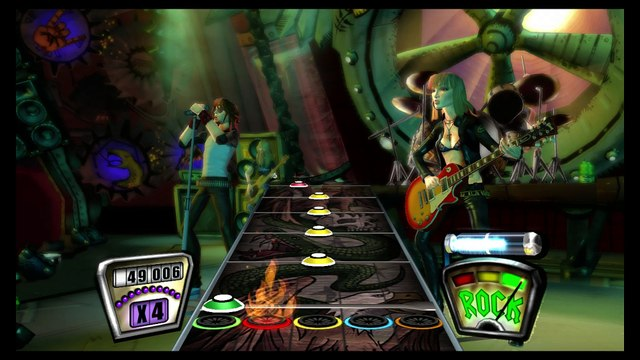 Guitar Hero 2 - Heart-Shaped Box