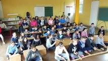 [Ecole en choeur] Académie Orléans-Tours  Ecole République-Liberté à Joué-lès-Tours