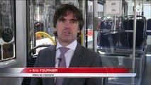 Nouveaux bus hybrides à Chamonix : Eric Fournier réagit