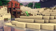 'Supernatural Mobs'   A Minecraft Parody of Katy Perry's California Gurls Music Video