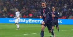 Zlatan Ibrahimovic : Ses 10 plus beaux buts de la saison en Ligue 1 (vidéo)