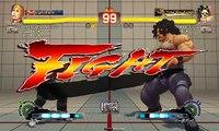 Ultra Street Fighter IV battle: Cody vs Hugo EPIC MAGIC PIXEL COMEBACK