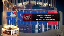 MLB - The Show 16 - Arizona Diamondbacks World Series Celebration