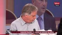 """Panama Papers : """"Il est attérrant que le Sénat accepte de se laisser rouler dans la farine"""" Thomas Coutrot, porte-parole Attac"""